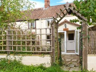 RAILWAYMAN'S COTTAGE, 1860s terraced cottage, woodburner, enclosed courtyard garden, walks from door, near Bridgwater, Ref 19648 - Burnham-On-Sea vacation rentals