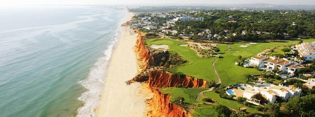 Quarteira & Vale do Lobo Aerial View - Quarteira 1 step to the Beach_Golf & Fun - Quarteira - rentals