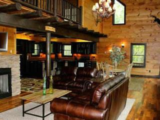 Elk River Cabin- 3rd night free Feb & March - Butler vacation rentals