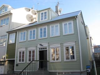 Perfect location. 3 bdr apartment 2nd floor  CITY CENTER - Iceland vacation rentals
