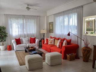 Gorgeous Beach Apartment at Club Hemingway - San Pedro de Macoris vacation rentals