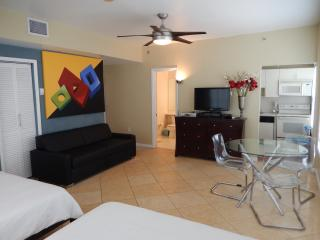 Adorable Miami Beach Condo rental with A/C - Miami Beach vacation rentals