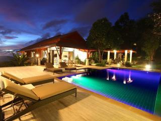 Patong Bay View Luxury Pool Villa - Patong vacation rentals