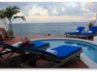 Villa Velaire, Oceanfront Villa with Private Pool - Simpson Bay vacation rentals