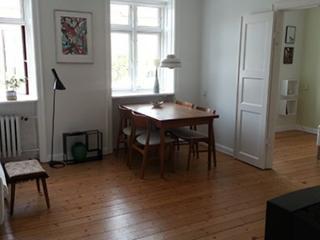 Bright Copenhagen apartment at North West district - Copenhagen vacation rentals