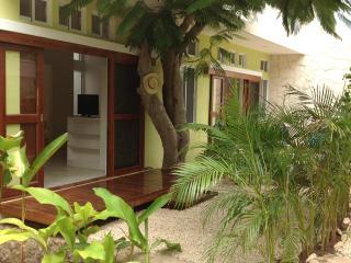 Mexican Caribbean B&B overlooking beach - Puerto Morelos vacation rentals