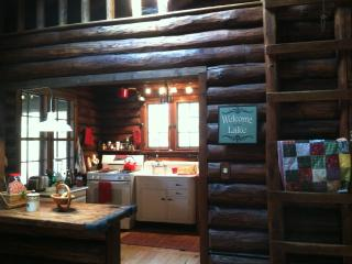 Nice Cabin with Internet Access and Central Heating - Hawley vacation rentals