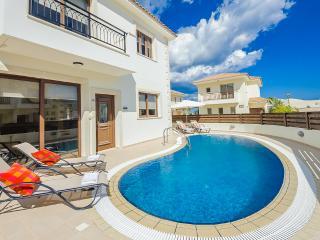 Oceanview Villa 165-On popular complex in Pernera - Protaras vacation rentals