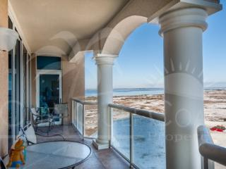 GORGEOUS Birdseye Gulf View from this 11th Floor L - Pensacola Beach vacation rentals
