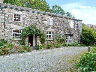 HIGH KILN BANK COTTAGE, pet-friendly cottage, stunning views, woodburner, fellside setting, Seathwaite Ref 29100 - Seathwaite vacation rentals