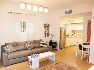 NEW! Best location GARDEN apartment - Tel Aviv vacation rentals