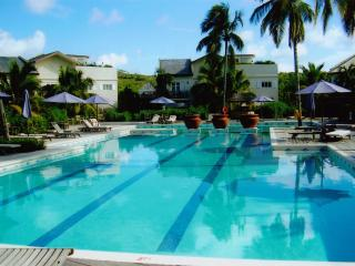 3 Bedroom Townhouse in beautiful beachfront condo. - Saint Lucia vacation rentals