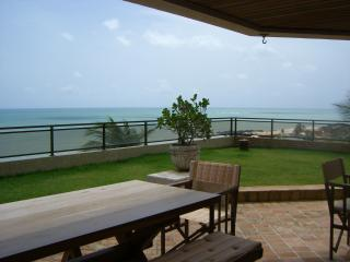 Beach Front, Garden Flat, in Gated Resort - Natal - Governador Celso Ramos vacation rentals
