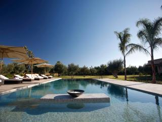 Magnificent guesthouse in Marrakech Palmgrove - Morocco vacation rentals