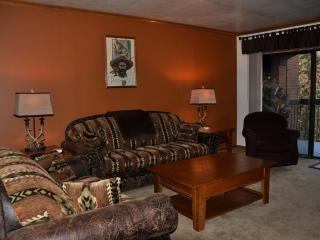 Park Station One Bedroom One Bath Top floor unit - Park City vacation rentals