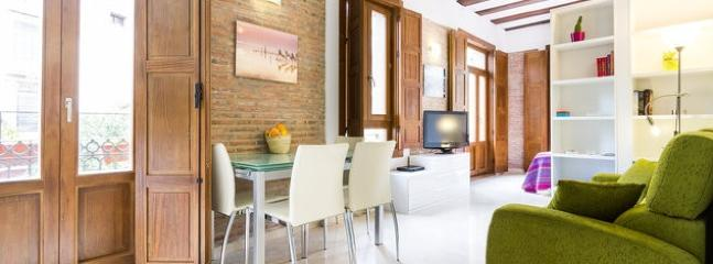 Bright apartment - Charming loft Plaza Redonda -1 - Valencia - rentals
