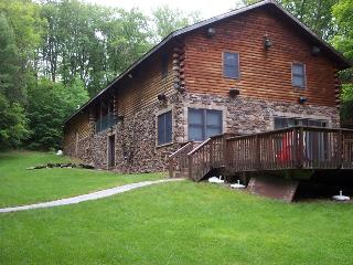 Large Modern Cabin with Hot Tub Tucked in Woods - Bethel vacation rentals