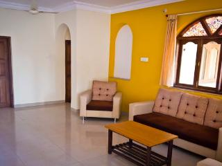 LUXURIOUS 3BHK ROW VILLA G+1 Nerul -CANDOLIM GOA - Candolim vacation rentals