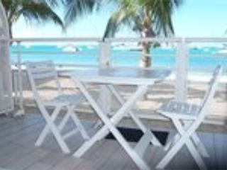 Beach Front Studio - Guadeloupe vacation rentals