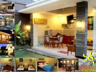 LEGIAN / SEMINYAK - New 2 Bedroom Villa - Sol - Kuta vacation rentals