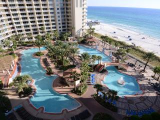 1 Bedroom Gulf Front Condo with Pool and Hot Tub - Panama City Beach vacation rentals