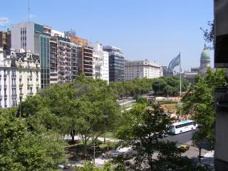 505 ft², Central, Views fr Balcony, Bright, Garage - Buenos Aires vacation rentals