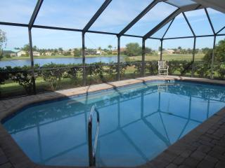 Cape Coral Heated Pool Home on the Golf Course - Cape Coral vacation rentals