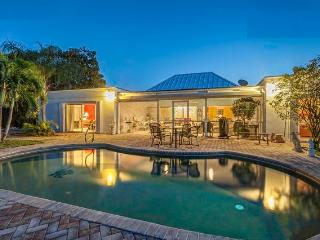 Big House w/ Pool and Dock One Block From Beach - Jupiter vacation rentals
