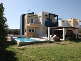 SUPERB VILLA-3 OVERLOOKING SEA AND GOLF COURSE - Afandou vacation rentals