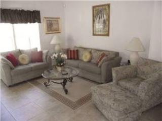 Living Area - SRL4P16631RSD Sun and Fun Disney Vacation Home with Private Pool - Orlando - rentals