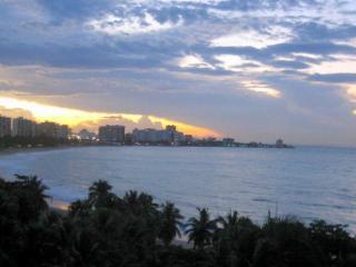 ESJ Towers ocean front  7 floor studio best price! - San Juan vacation rentals