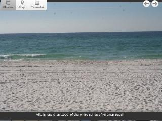 Seascape Lakefront Villa 127 Closest to the Beach - Miramar Beach vacation rentals