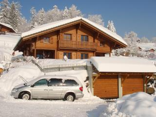 Chalet in Swiss ski resort - Vaud vacation rentals