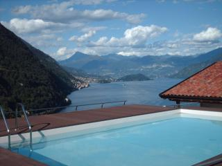 Villa whit amazing lake view - Argegno vacation rentals