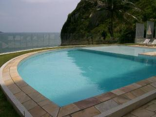 Guarujá beach, SP: Beautiful view of the ocean - - State of Sao Paulo vacation rentals
