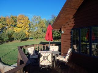 Redwood Retreat Rockton IL. on 5 acres - Rockton vacation rentals