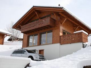 5* Luxury Ski Chalet - La Tzoumaz vacation rentals