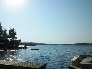 Cottage & Arcade Bunkie, Six Mile Lake Muskoka ON - Muskoka vacation rentals