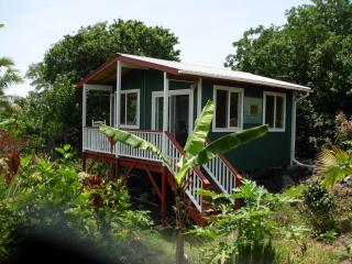Hawaii Hideaway Cottage Hale Huna and Breakfast - Ka'u District vacation rentals