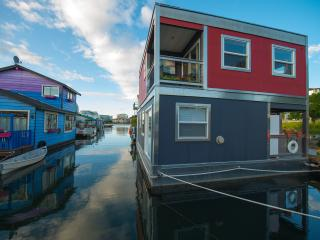 Victoria  downtown Bed and Breakfast  float home - Victoria vacation rentals