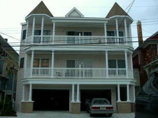 5 bedroom Apartment with Deck in Ocean City - Ocean City vacation rentals