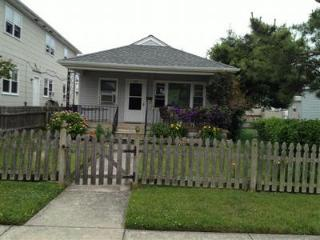 Nice Cottage with Deck and A/C - Ocean City vacation rentals