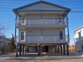 Spacious Condo with Deck and A/C - Ocean City vacation rentals