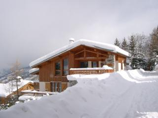 Ski-La Source Chalet Mathilde Catered, Les Coches - Les Coches vacation rentals