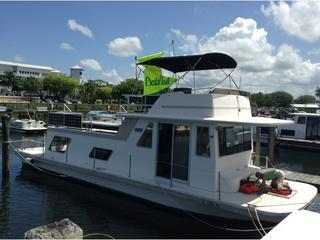1987 beautifully updated 42 foot houseboat - Palmetto vacation rentals