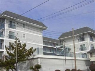 Tides Beach front with Pool Unit 209 - Tides Condo-Beach Front -Pool 105899 - Cape May - rentals