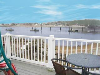 Balcony View - The Beach House at Camp Ellis Saco Maine - Saco - rentals
