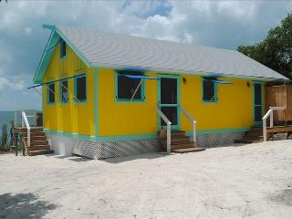 Crawl Bight Cottage on the Sea of Abaco, Guana Cay - Staniel Cay vacation rentals