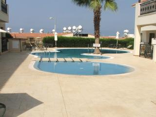 The apartment is set in the centre of a select residential area in the village of Emba. - Paphos vacation rentals