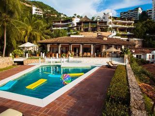 Beautiful Beachfront Villa 10mins from Romantic Zone - Puerto Vallarta vacation rentals